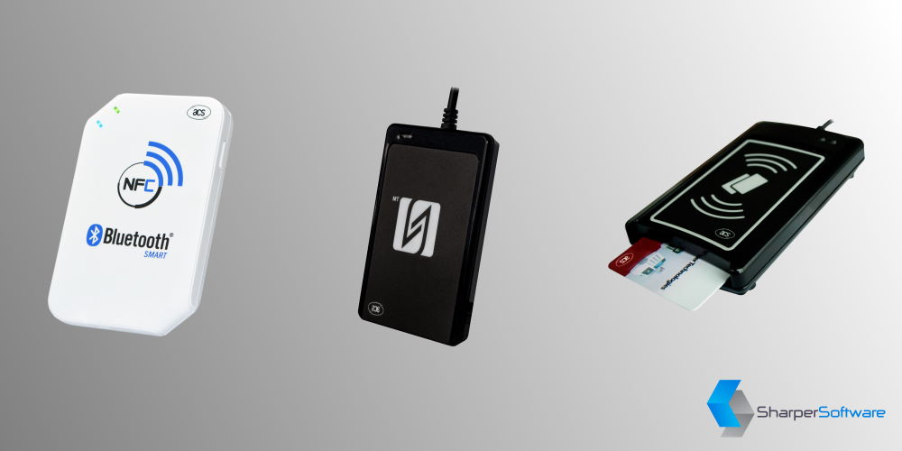 Contactless Smartcard Readers