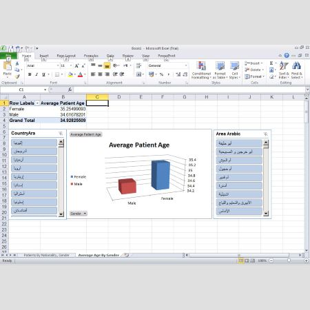 Excel Analytics