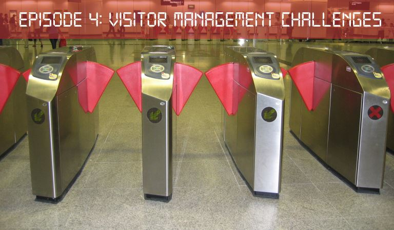 Visitor Management Challenges